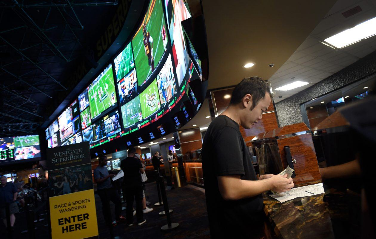 betting center
